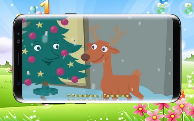 Tannenbaum Lied.German Nursery Rhymes Deutsche Kinder Lied For Android Apk Download