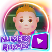 Top Nursery Rhymes - Videos Offline‏ icon