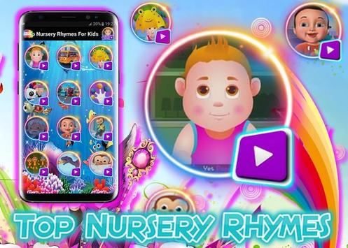 Top Nursery Rhymes - Videos Offline‏ poster