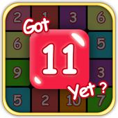 Get 11: Number Puzzle icon