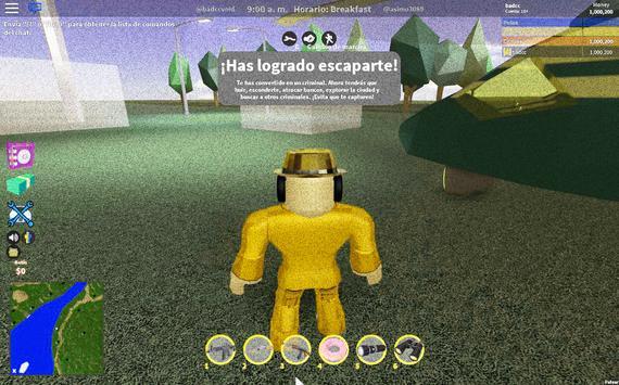 Guide for JailBreak Roblox screenshot 1