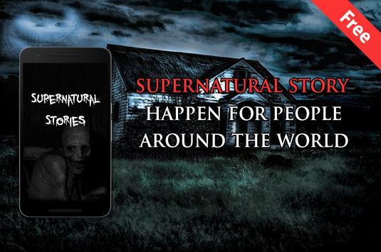 Supernatural Stories screenshot 1