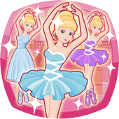 Ballerina Dress Up Games icon