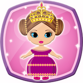 Little Princess Dress Up icon
