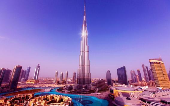 United Arab Emirates Puzzle poster