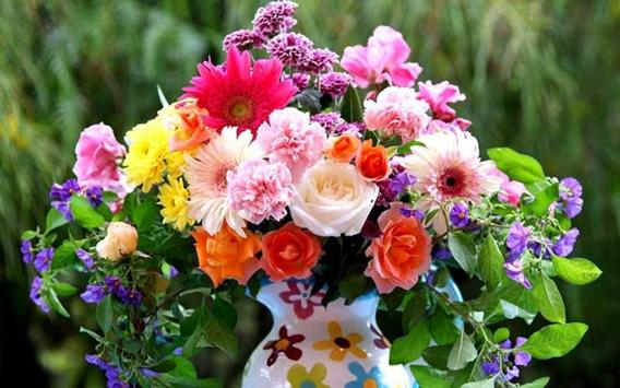 Flowers Puzzle apk screenshot