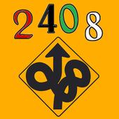 2048 Dyslexia icon