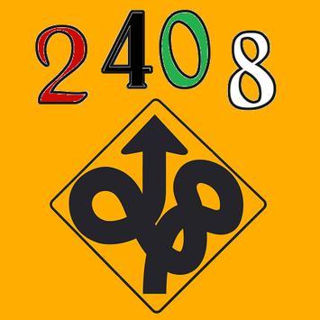 2048 Dyslexia poster