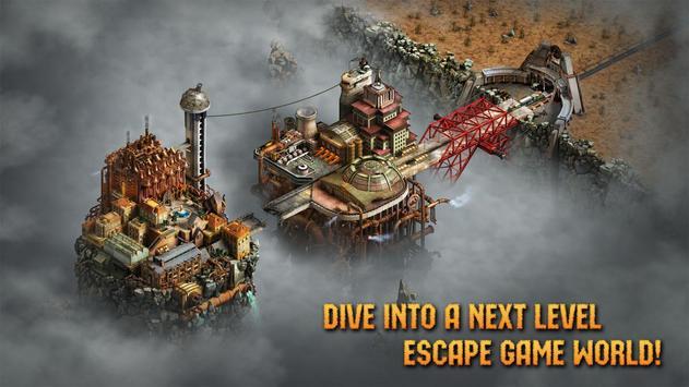脱出ゲーム: Escape Machine City ポスター