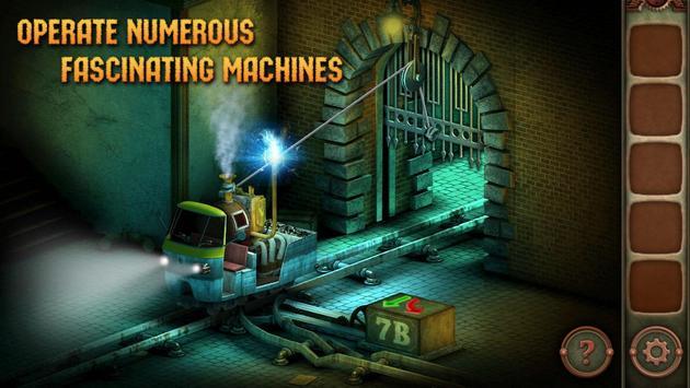 脱出ゲーム: Escape Machine City スクリーンショット 11