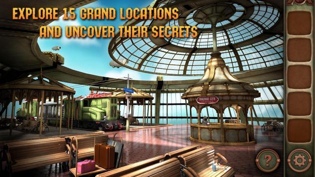 脱出ゲーム: Escape Machine City スクリーンショット 5