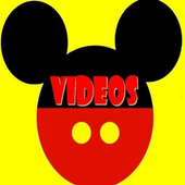 Videos de Mickey Mouse icono