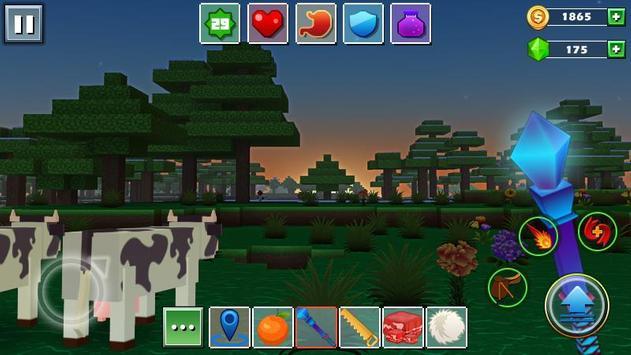 Exploration Lite Craft screenshot 1