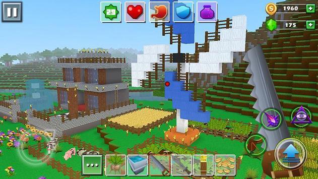 7 Schermata Mondo di riquadro - Exploration Lite Craft