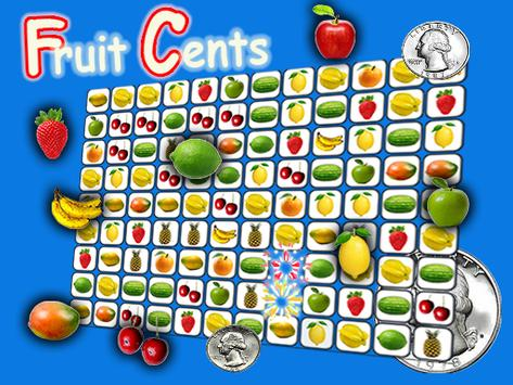 Fruit Cents poster