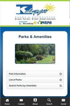Kalamazoo Parks and Rec apk screenshot