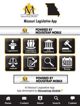 Missouri Legislative App apk screenshot