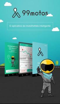 99motos - Motoboy poster