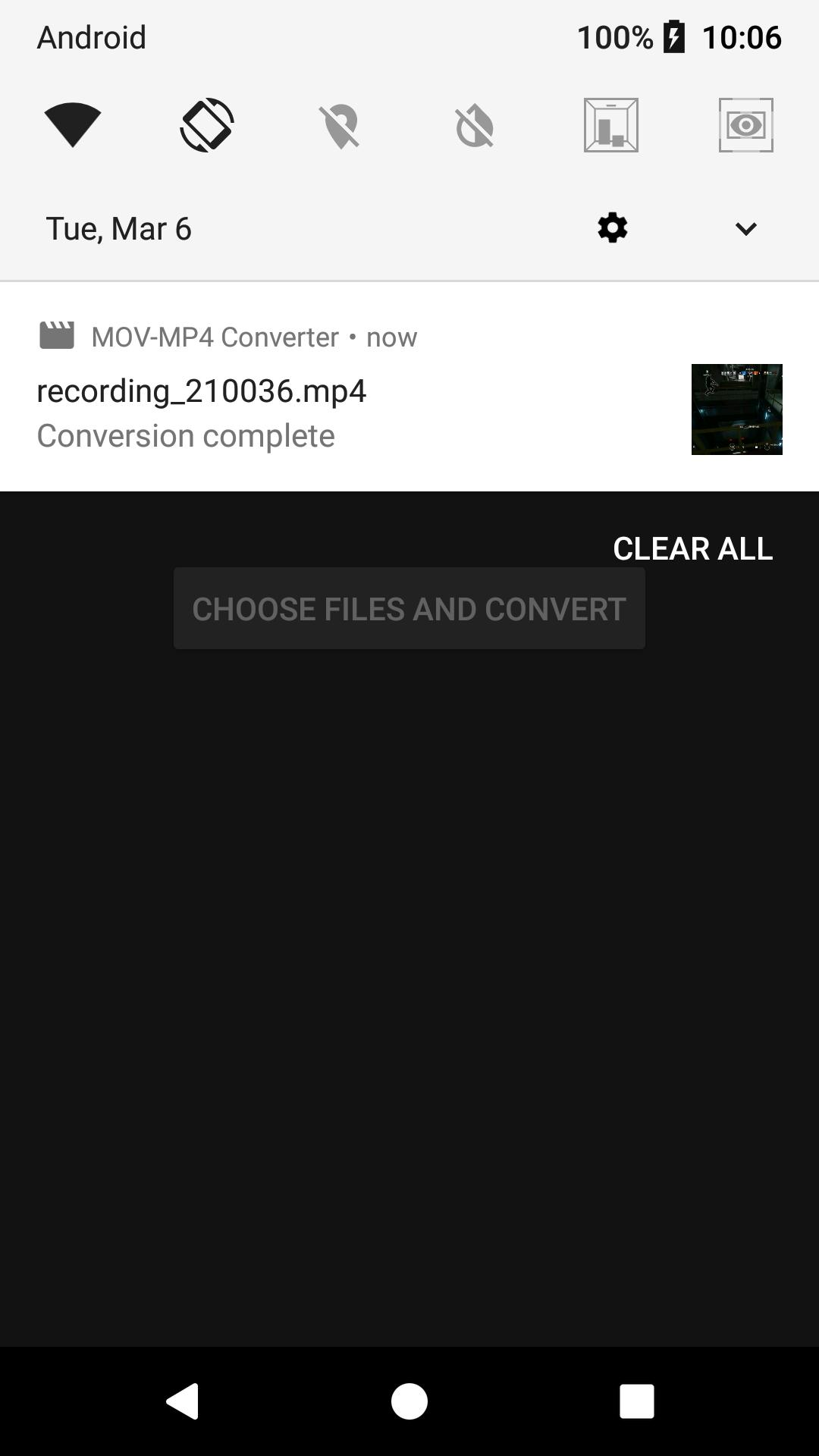 MOV To MP4 Converter for Android - APK Download