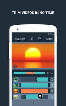 Movavi trim - Video Editor Free apk screenshot