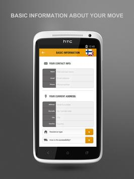 Victor Ek move application screenshot 10