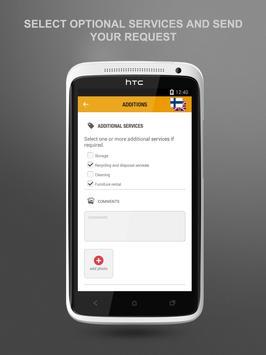 Victor Ek move application screenshot 14
