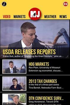 Market Journal poster
