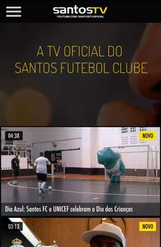 Santos TV Oficial poster