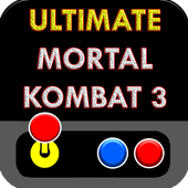 Moves Ultimate Mortal Kombat 3 icon