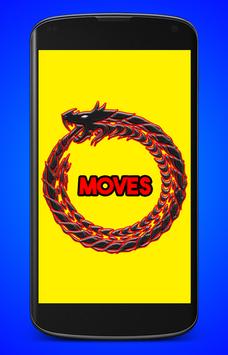 Moves Ultimate Mortal Kombat 3 poster