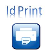 Id Print icon