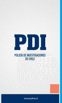 PDI Chile poster