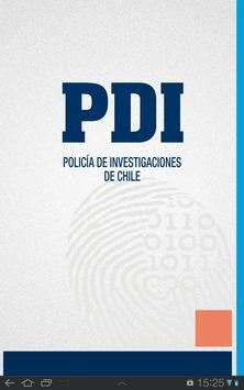 PDI Chile screenshot 4