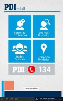 PDI Chile screenshot 5