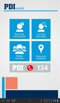 PDI Chile apk screenshot