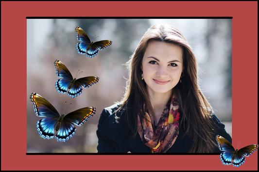 Butterfly Photo Frames screenshot 1