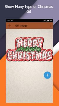 Christmas Gif apk screenshot