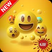 Emoji Gif icon