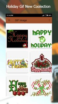 Holiday Gif poster