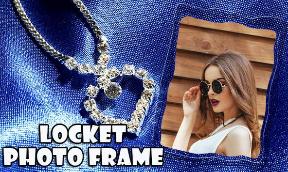 Locket Photo Frames poster