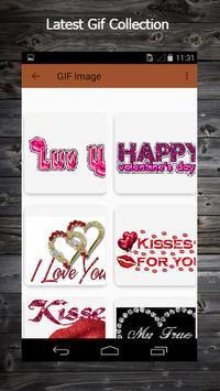 Romantic Gif poster