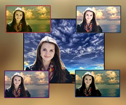 Sky Photo Frames screenshot 1
