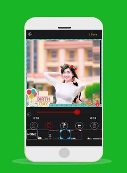 Happy Birthday Video Maker apk screenshot