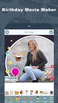 Birthday Video Maker with Name screenshot 4