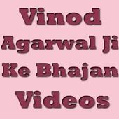 Vinod Agarwal Ji Ke Bhajan Videos icon