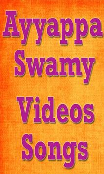 Ayyappa Swamy Videos Songs poster