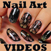 Nail Art Step By Step Design Videos icon