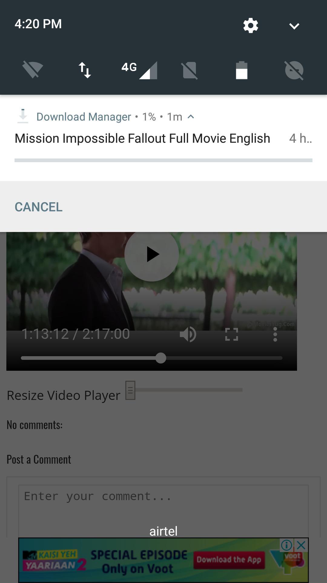 mission impossible mod apk 2018