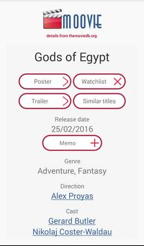 Moovie Lite Assistant apk screenshot