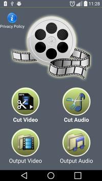 MP4 Video Cutter poster